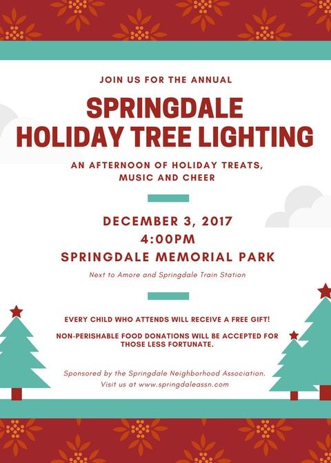 SNA Holiday Tree Lighting 2017-memorialpark